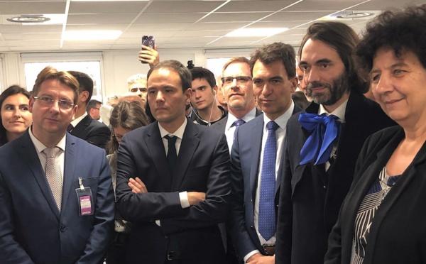 Inauguration d'IBM Paris-Saclay, IBM annonce le développement et le pilotage en France de plusieurs projets IA et quantique d'envergure mondiale