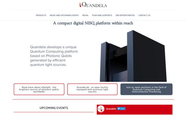 Quandela annonce la clôture de sa première levée de fonds avec Quantonation et Bpifrance