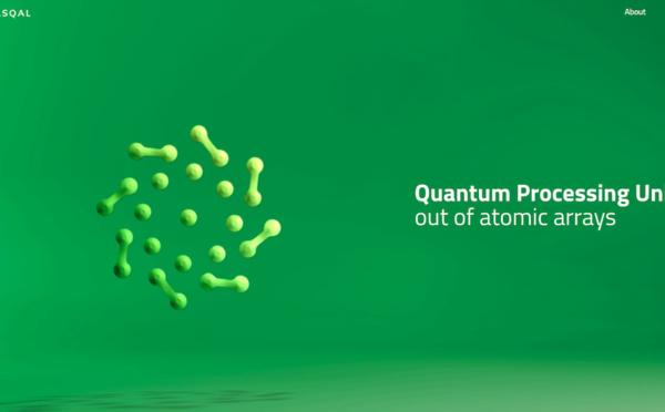 Atos s'allie à la start-up Pasqal pour accélérer le calcul haute performance grâce à la technologie quantique d'atomes neutres